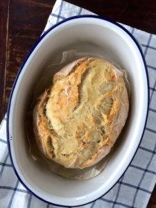 IMK March 2015 Sourdough bread